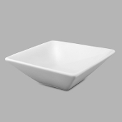 MB-136 Asian Flare Square Bowl (12 Per Case)