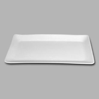 MB-882 Rectangle Tray (6 Per Case)