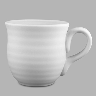 MB-123 Pottery Mug (12 Per Case)