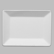 MB-1292 Rectangle Dinner Plate (6 Per Case)
