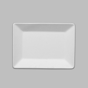 MB-1293 Rectangle Salad Plate (6 Per Case)