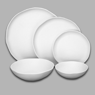 MB-1115 Casualware Salad Plate (6 Per Case)