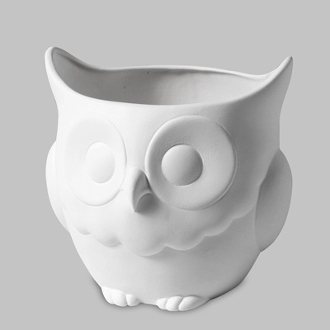 MB-1331 Owl Planter (3 Per Case)