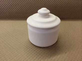Sugar Bowl with Lid (4 Per Case)