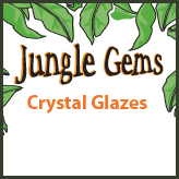 Mayco Jungle Gym Crystal Glazes